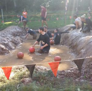 tough mudder 2016 Hinderniss